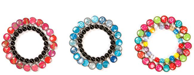 bracelets féés