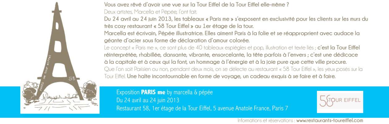 expo tour eiffel