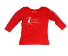 tee-shirt rouge thumbnail