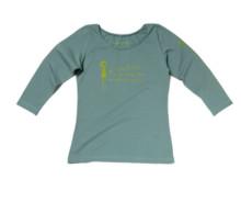 tee-shirt bleu thumbnail