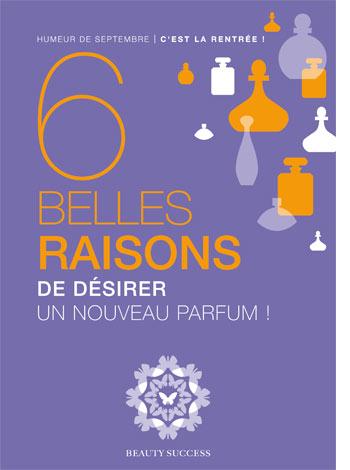 6 belles raisons