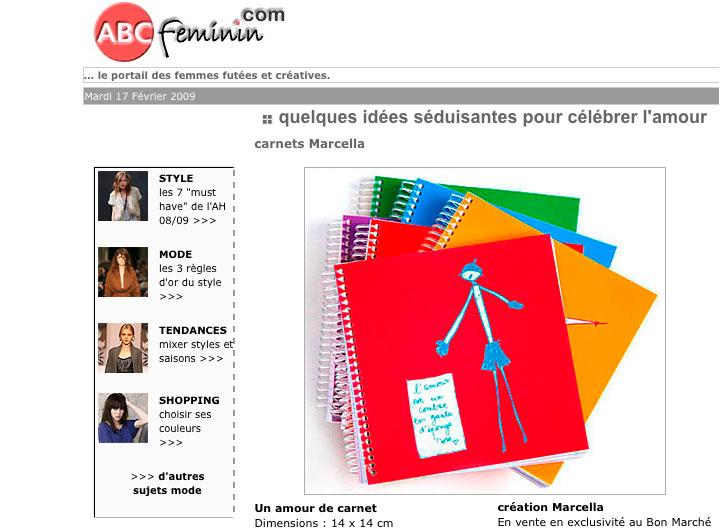 ABC feminin.com