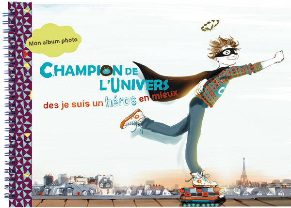 album champion de l'univers